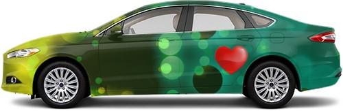 Sedan Wrap #55319