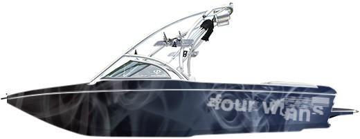 Boat Wrap #55343
