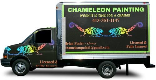 Box Truck Wrap #55344