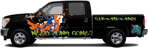 Truck Wrap #55402
