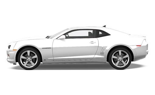 Muscle Car Wrap #55477