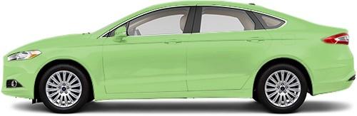 Sedan Wrap #55530