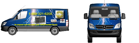 Generator Vehicle Wraps - Browse Generator Vehicle Wraps