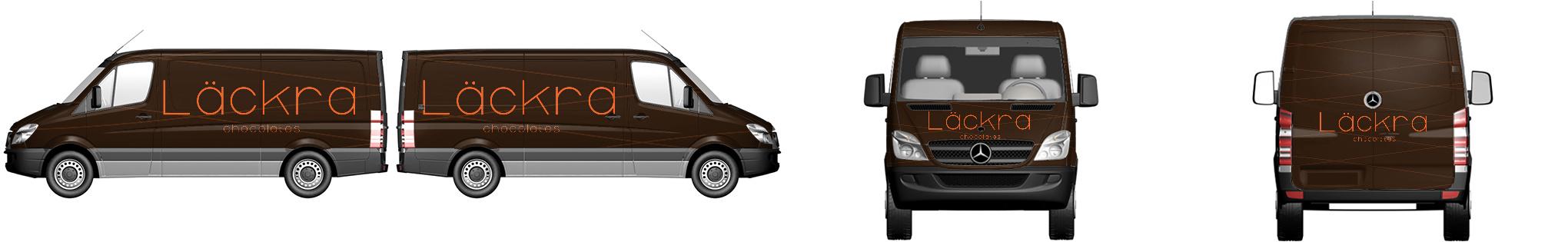Van Wrap #976