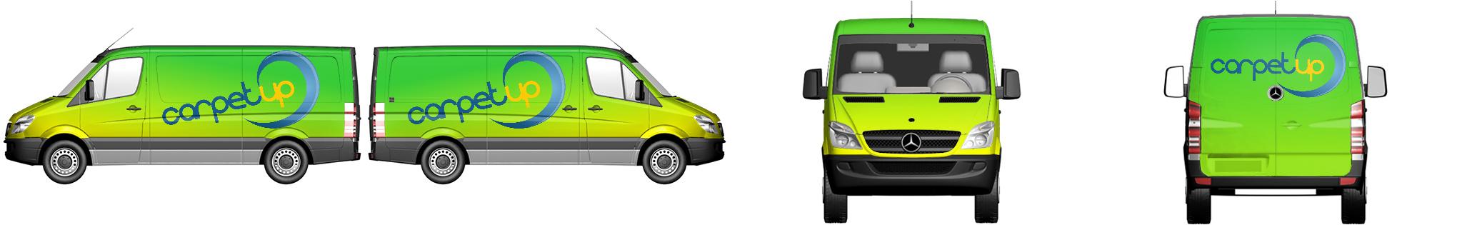 Van Wrap #979