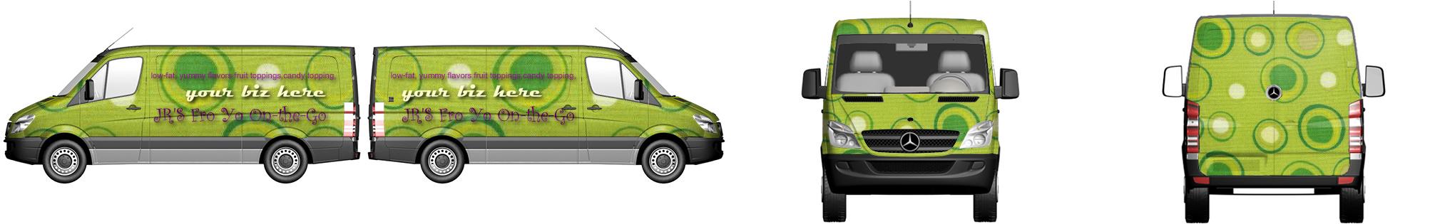 Van Wrap #994