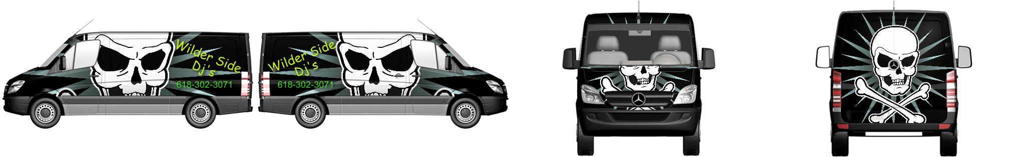 Van Wrap #898