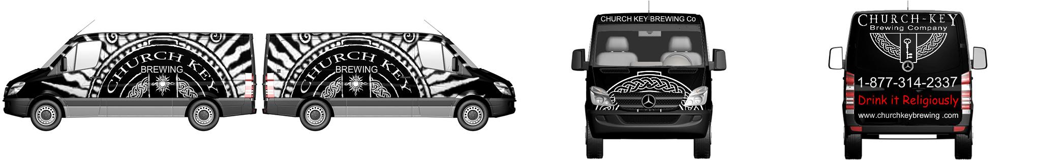 Van Wrap #935