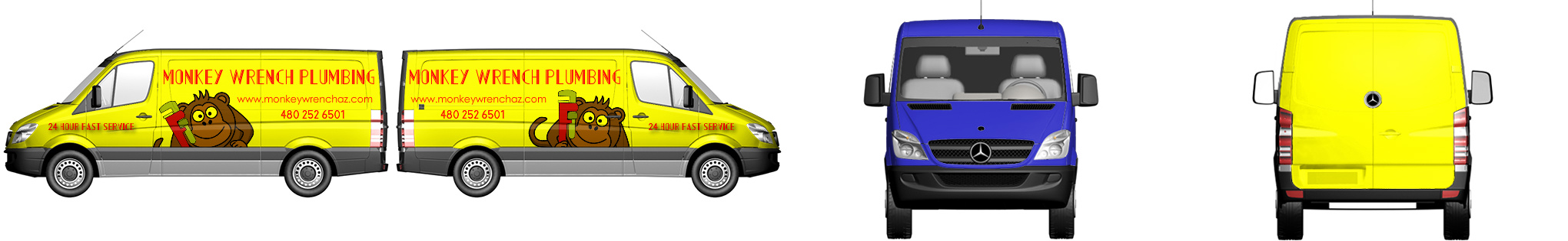 Van Wrap #5081