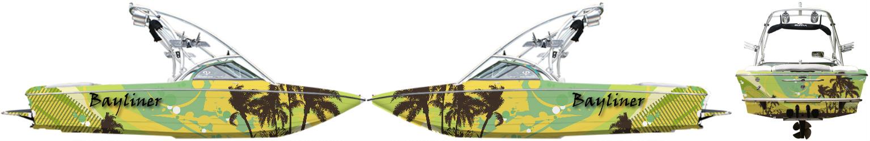 Boat Wrap #6046