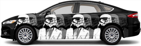 Star Wars Vehicle Wraps Browse Star Wars Vehicle Wraps