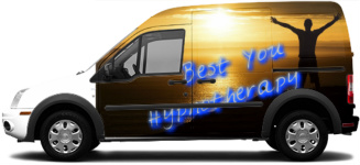 BY Vehicle Wrap Transit Connect Wrap