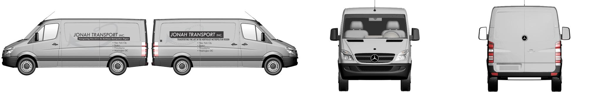 Van Wrap #52365