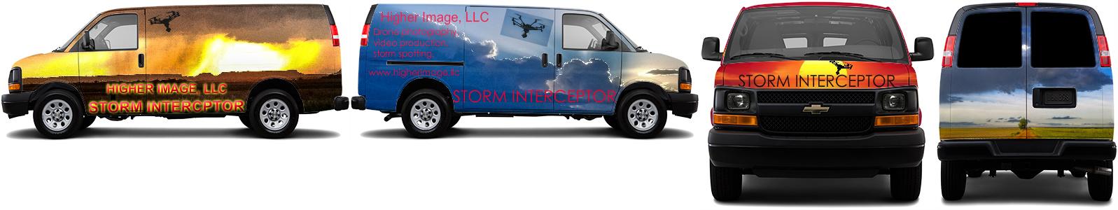 Cargo Van Wrap #52482