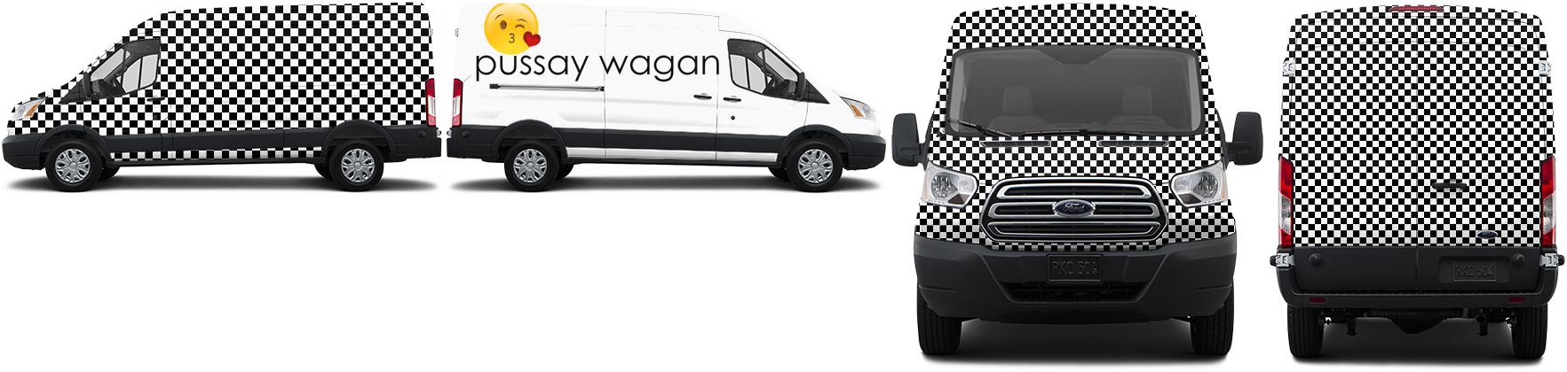 Transit Van Wrap #52854