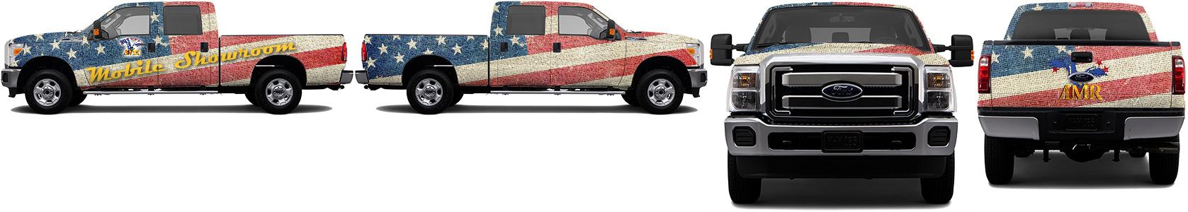 Truck Wrap #52768