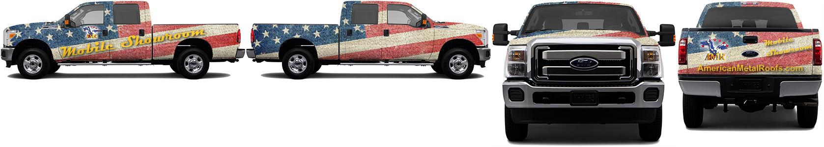Truck Wrap #52769