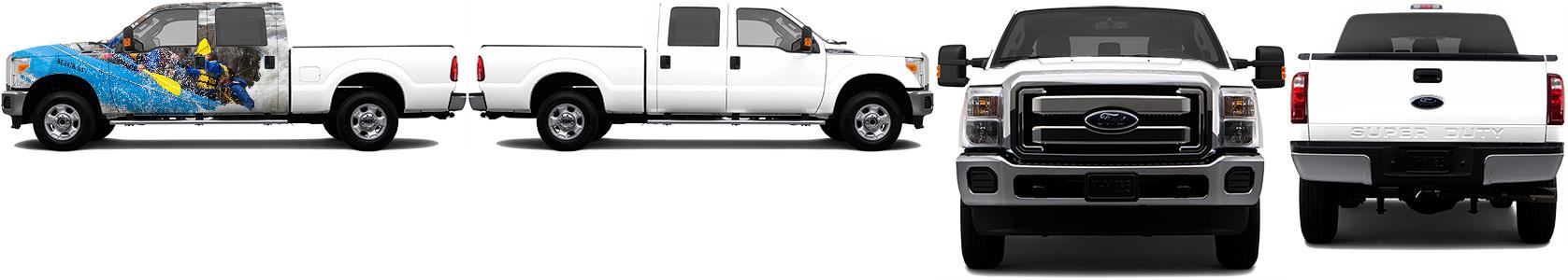 Truck Wrap #53163